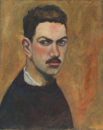 Self-Portrait (c. 1924)