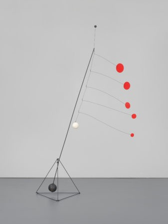 Object with Red Discs (1931)