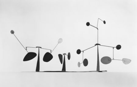 Three Quintains (maquette) (1964)