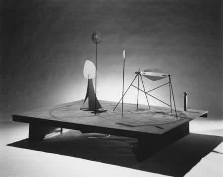Untitled (maquette for Three Penn Center Plaza) (1955)