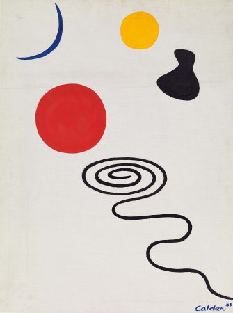 Five Objects (1956)
