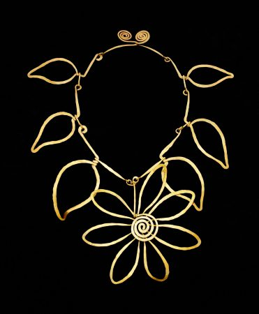 Flower necklace (c. 1938)