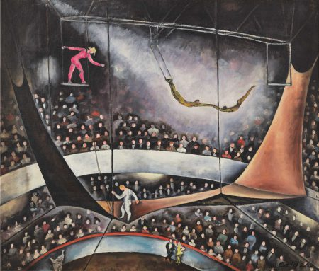 The Flying Trapeze (1925)