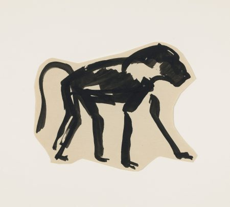 Untitled (Baboon) (1925)