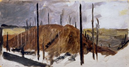Untitled (Logging Scene) (1922)