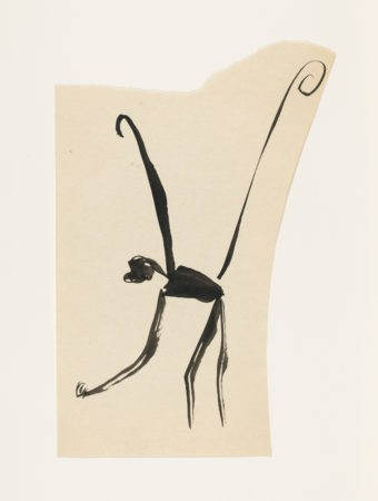Untitled (Monkey) (1925)