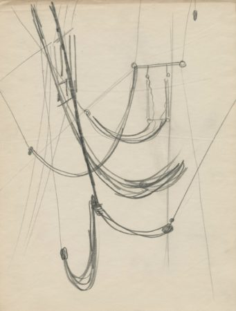 Untitled (Rigging) (1925)